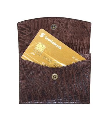 Monedero M-14 Color Marron