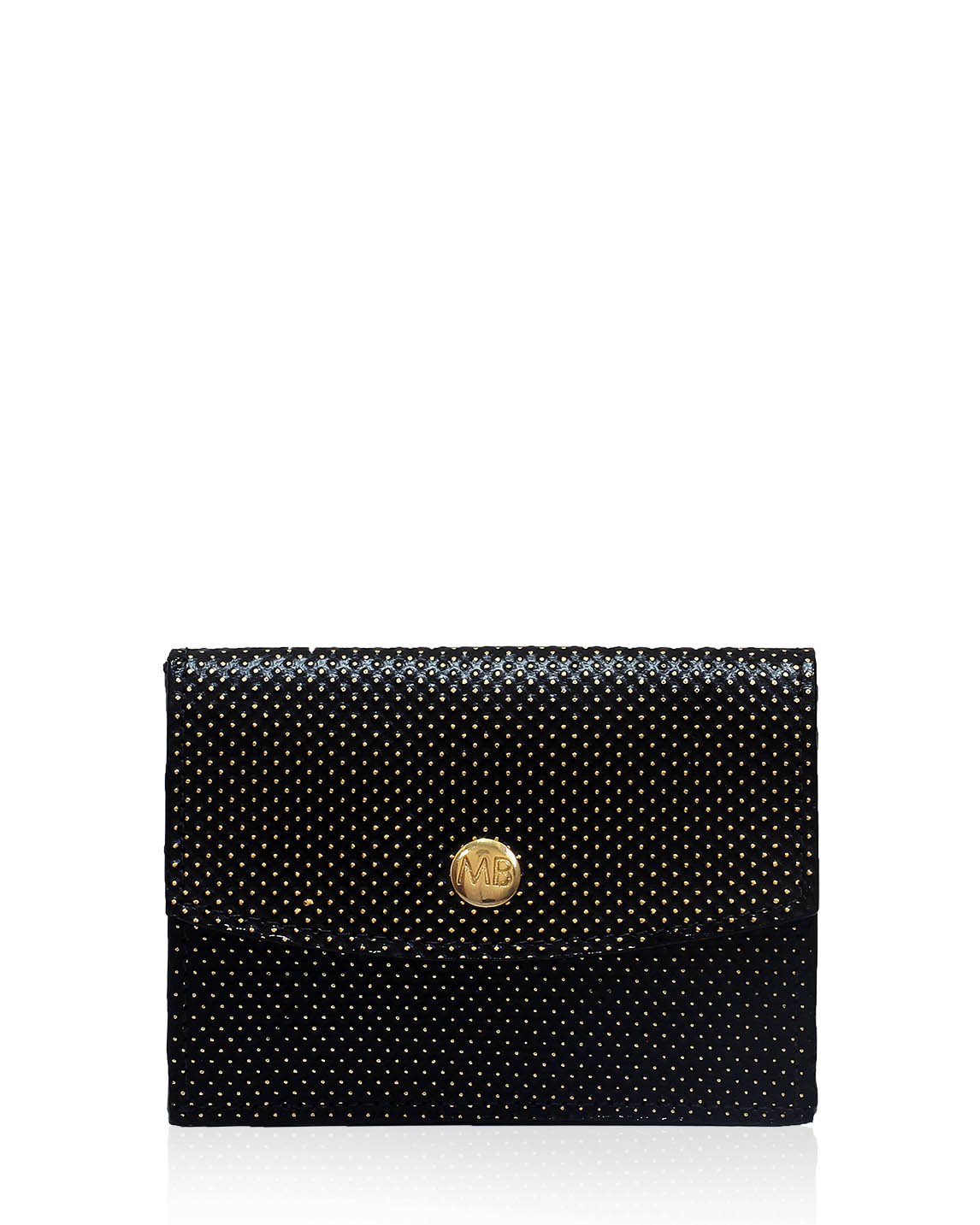 Monedero M-14 Color Negro