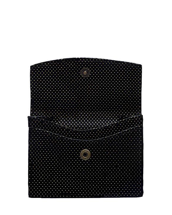 Monedero M-14 Color Negro