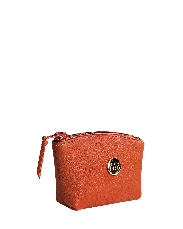 Monedero M-18 Color Naranja