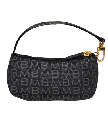 Monedero M-26L Color Logo Negro