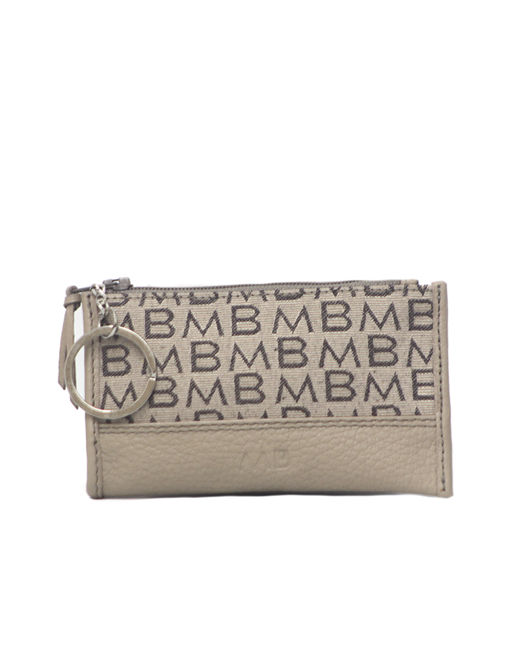 Monedero M-31LB Color Beige