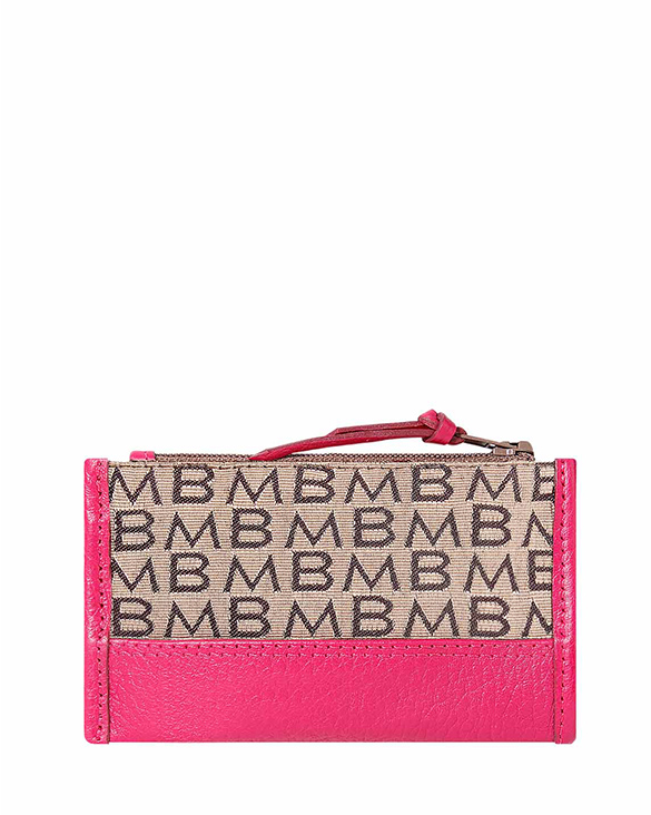 Monedero M-31LB Color Fucsia