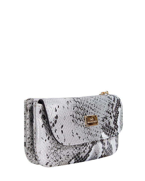 Monedero M-64 Color Plata