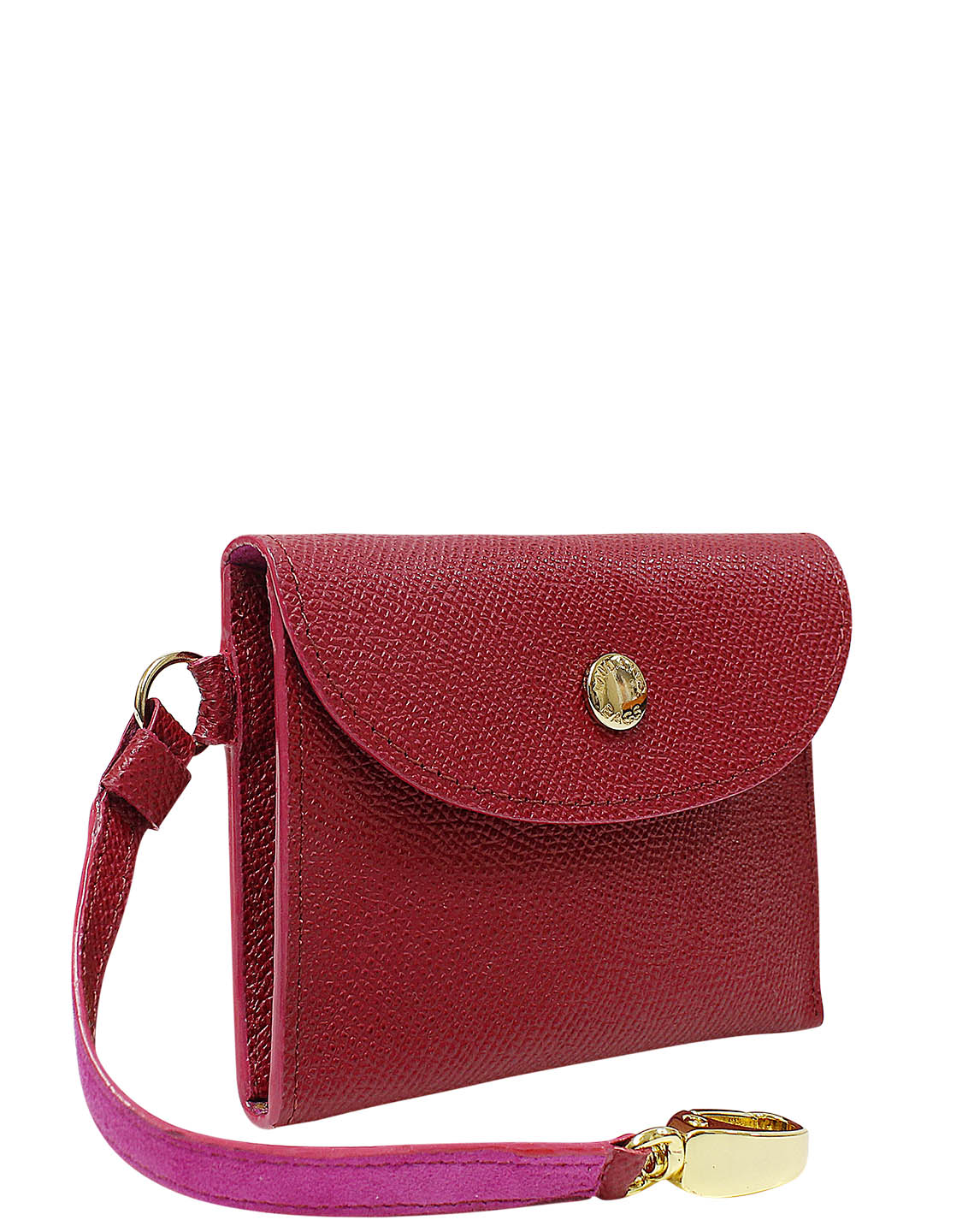 Monedero M-83 Color Rojo