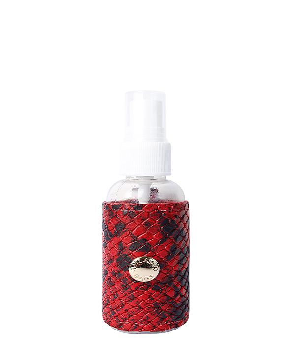 Porta alcohol Fo-0079 Color Rojo