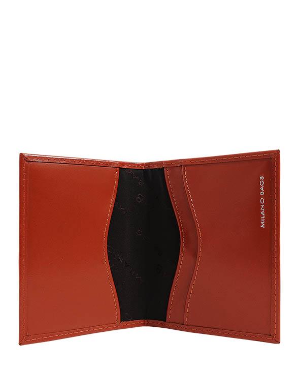 Porta Tarjeta PT-0010 Color Naranja