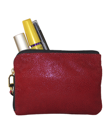 Portacosmetico PC-59 Color Rojo