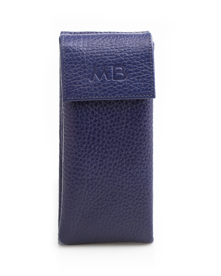 Portalentes L-16 color azul