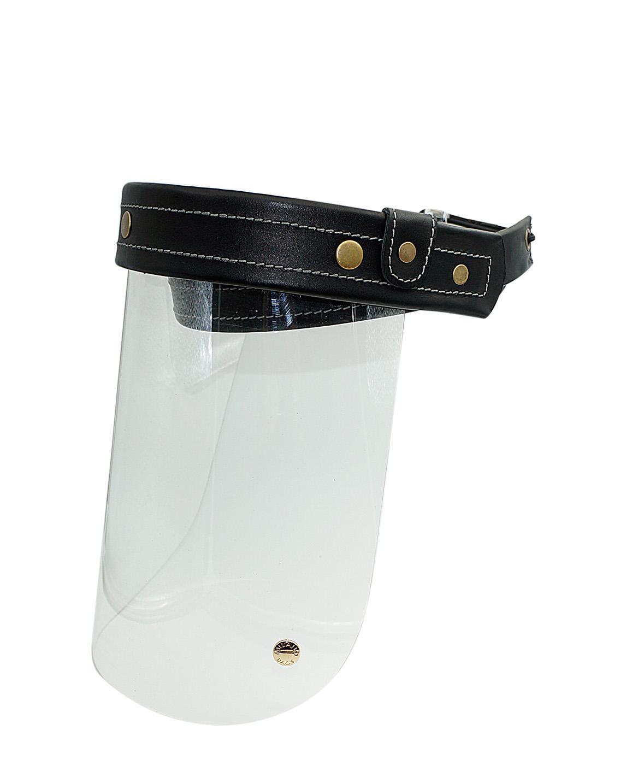 Protector Facial PFA-0001 Color Negro