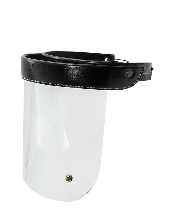 Protector Facial PFA-0003 Color Negro