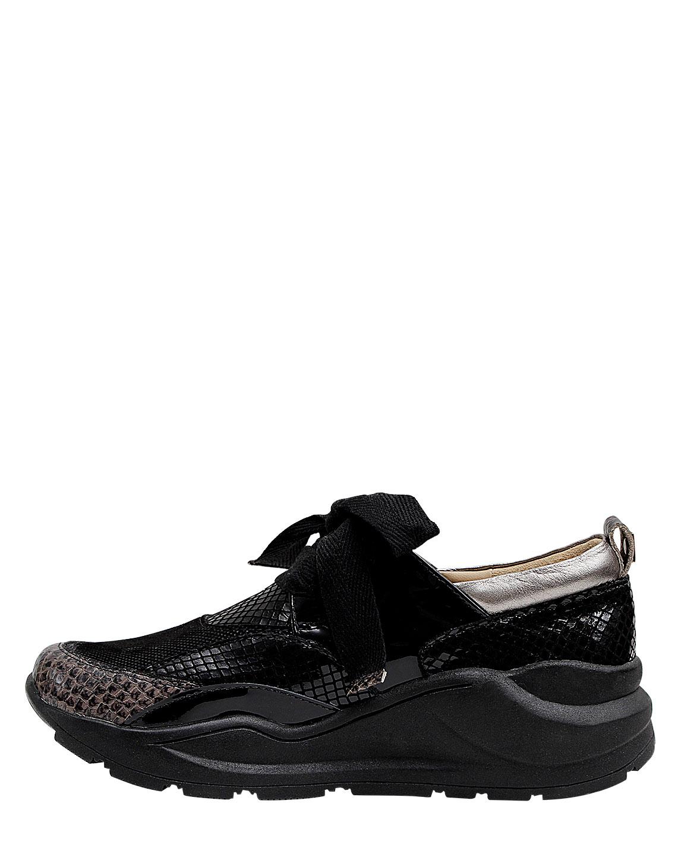 Zapatilla FD-9645 Color Negro