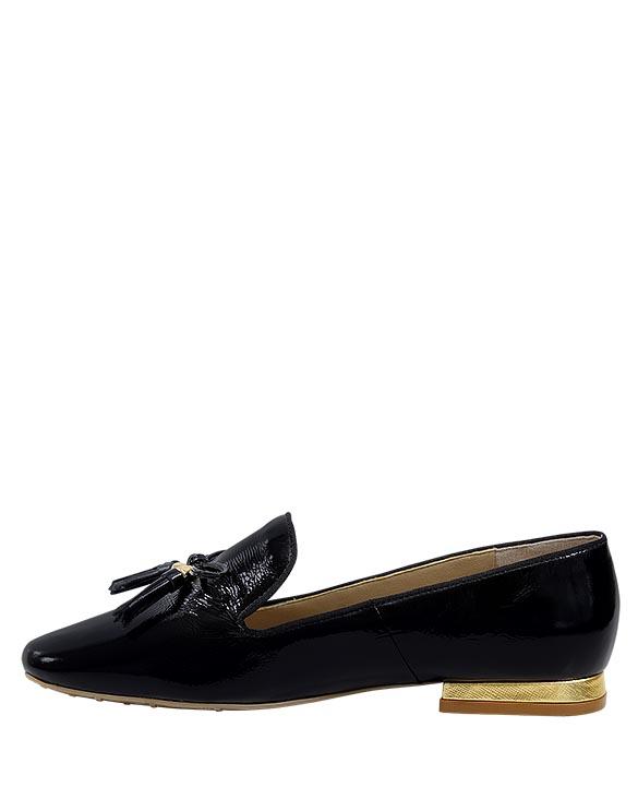 Zapato Ballerina FM-9258 Color Negro