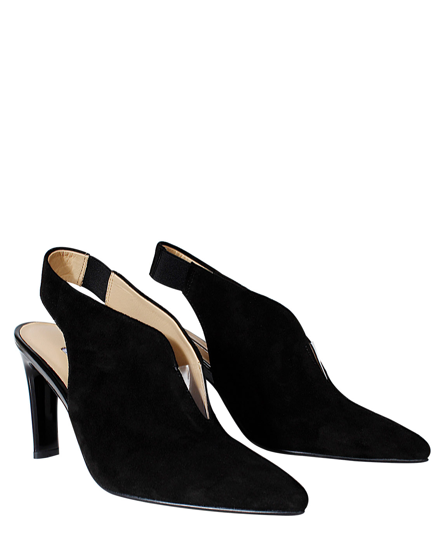 Zapato Bootie FBU-9663 Color Negro