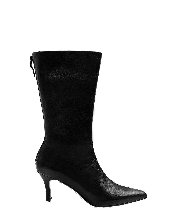 Zapato Bota FBT- 9736 Color Negro