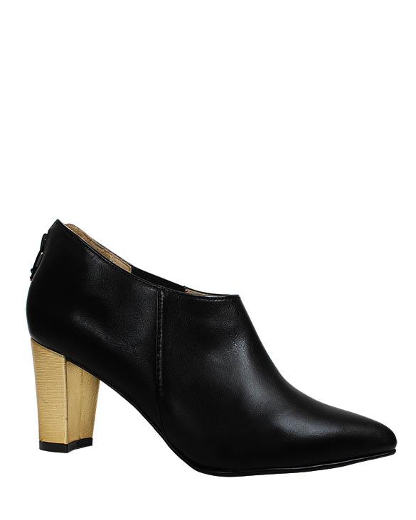 Zapato Botín FB-9017 Color Negro