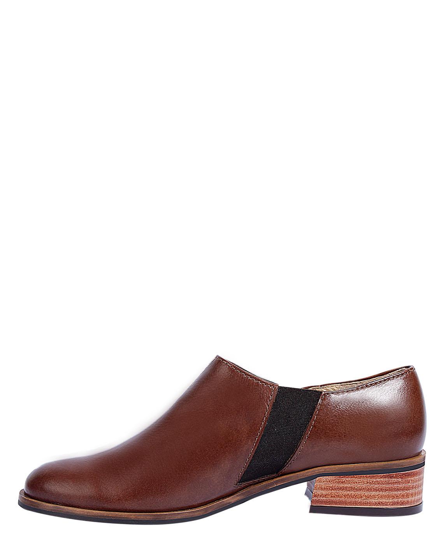 Zapato Derby FD-9268 Color Marrón
