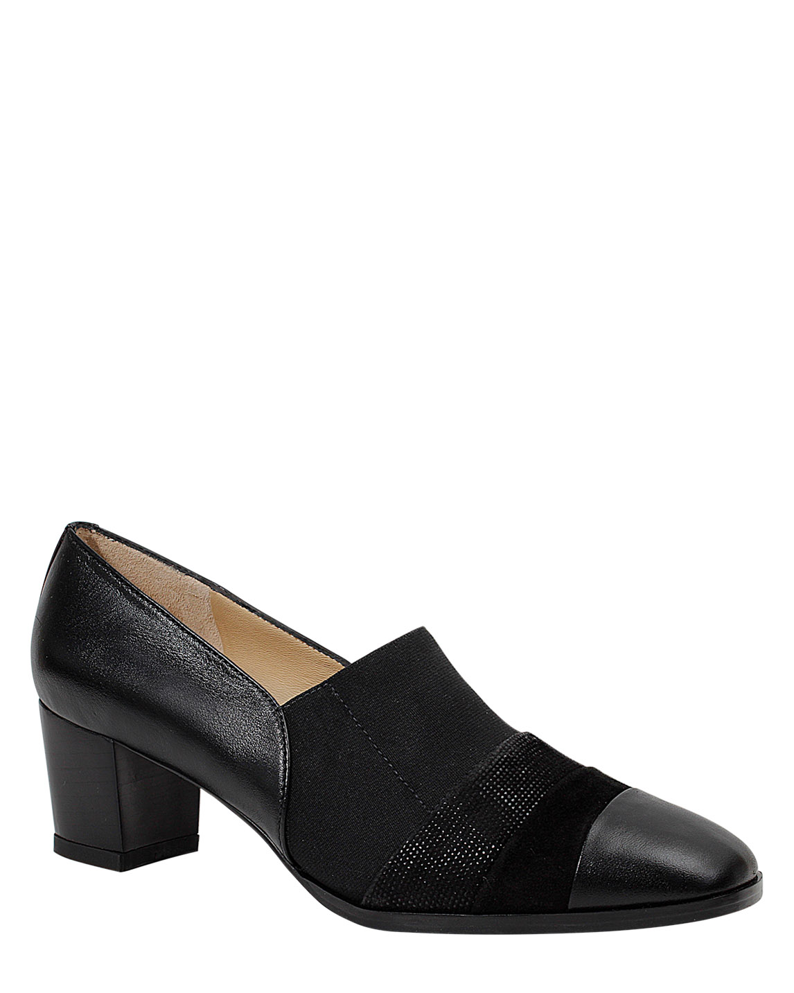 Zapato Derby FD-9675 Color Negro