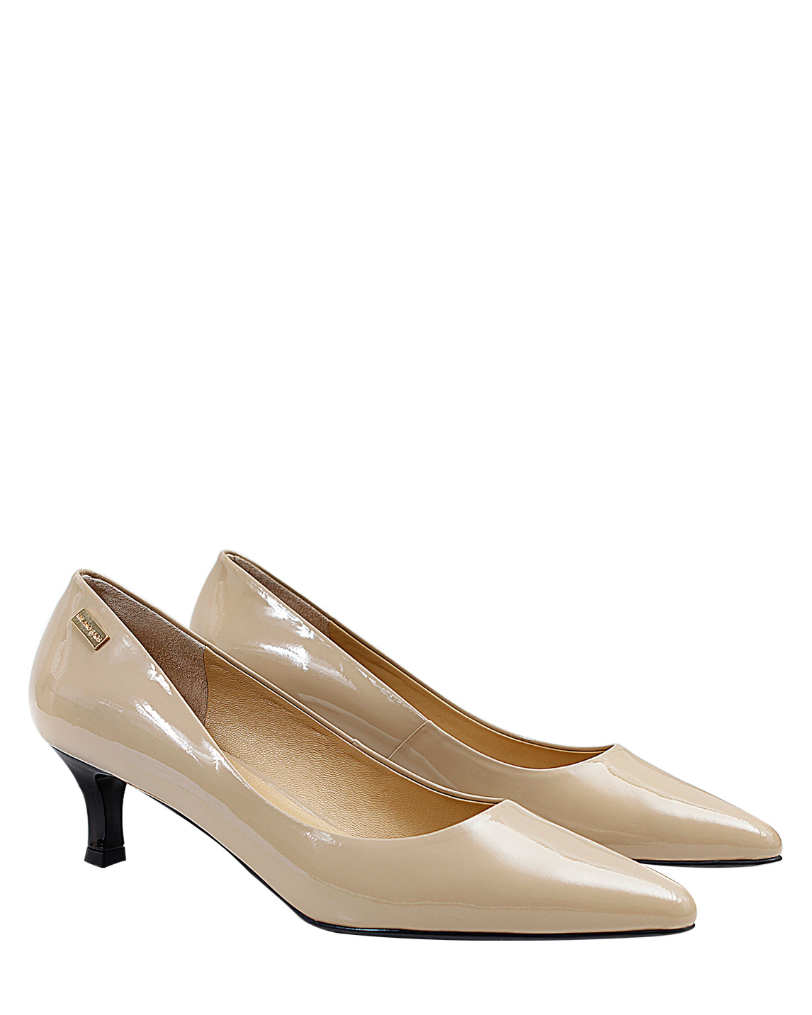 Zapato Pump FR-9213 Color Beige