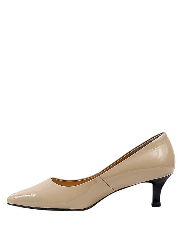 Zapato Pump FR-9213 Color Beige