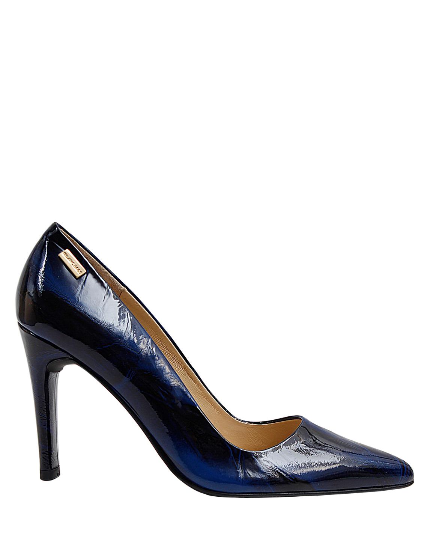 Zapato Pump FR-9416 Color Azul