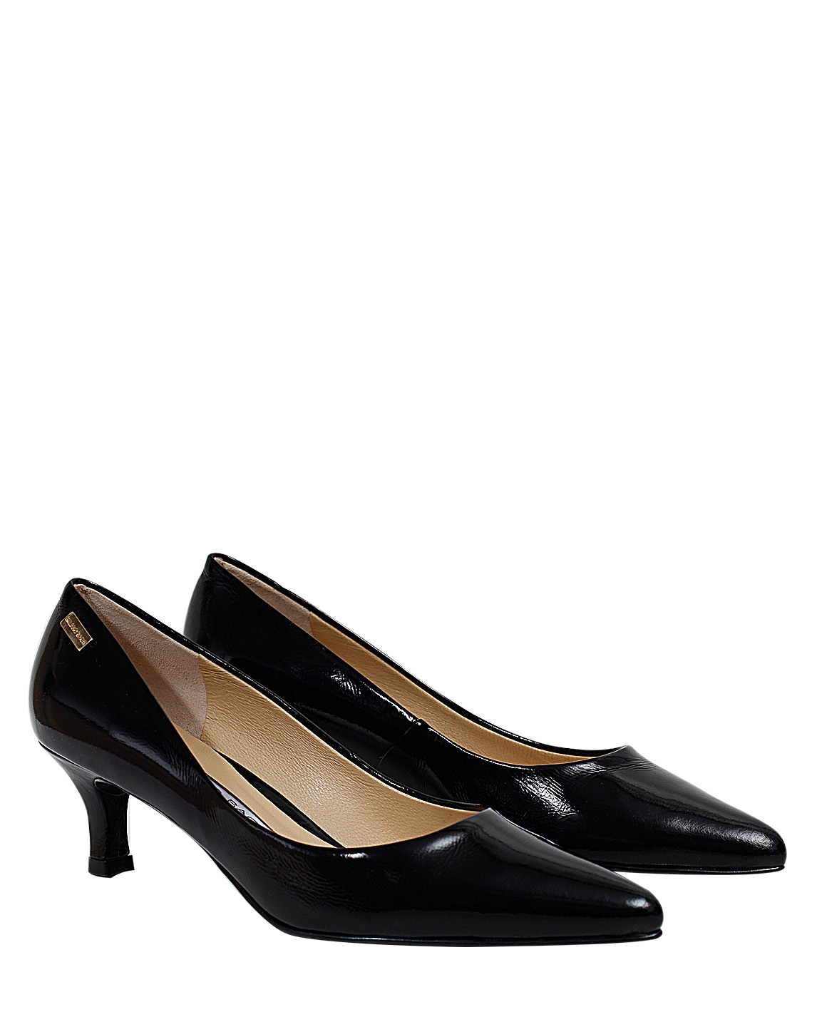 Zapato Pump FR-9505 Color Negro