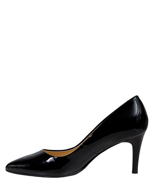 Zapato Pump FR-9522 Color Negro
