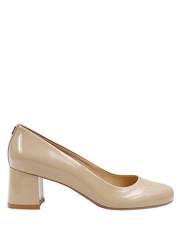 Zapato Pump FR-9566 Color Beige