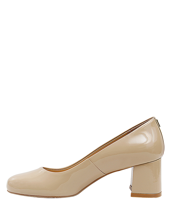 Zapato Pump FR-9566 Color Beige