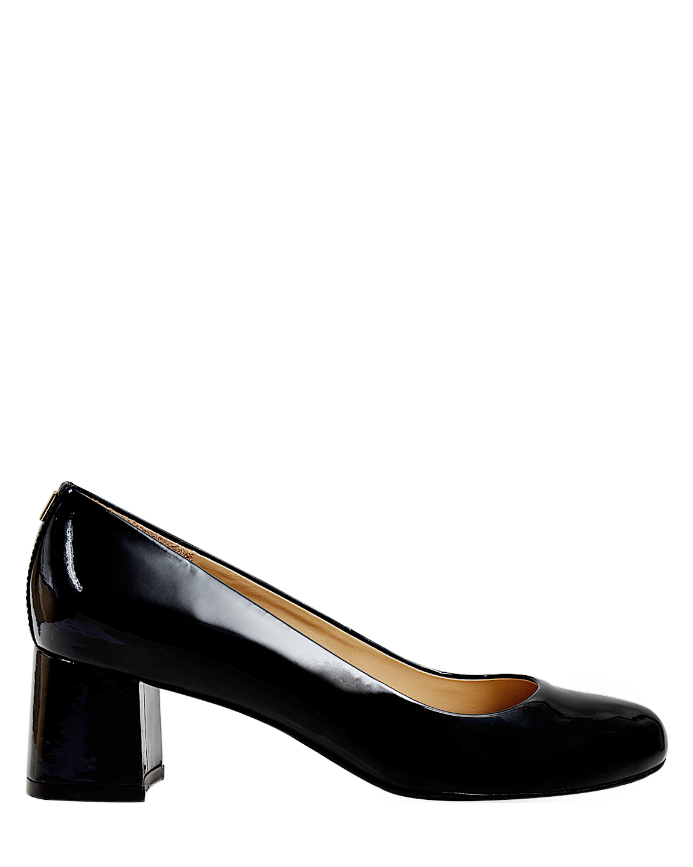 Zapato Pump FR-9566 Color Negro