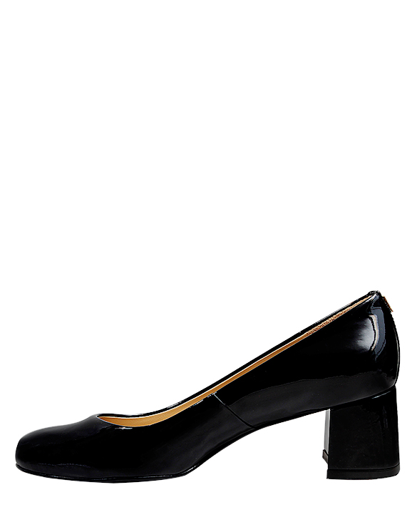 Zapato Pump FR-9566 Color Negro