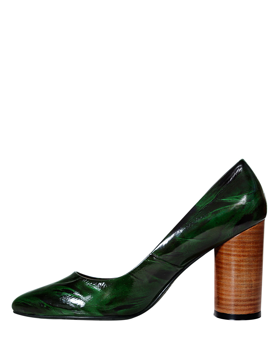 Zapato Pump FR-9641 Color Verde
