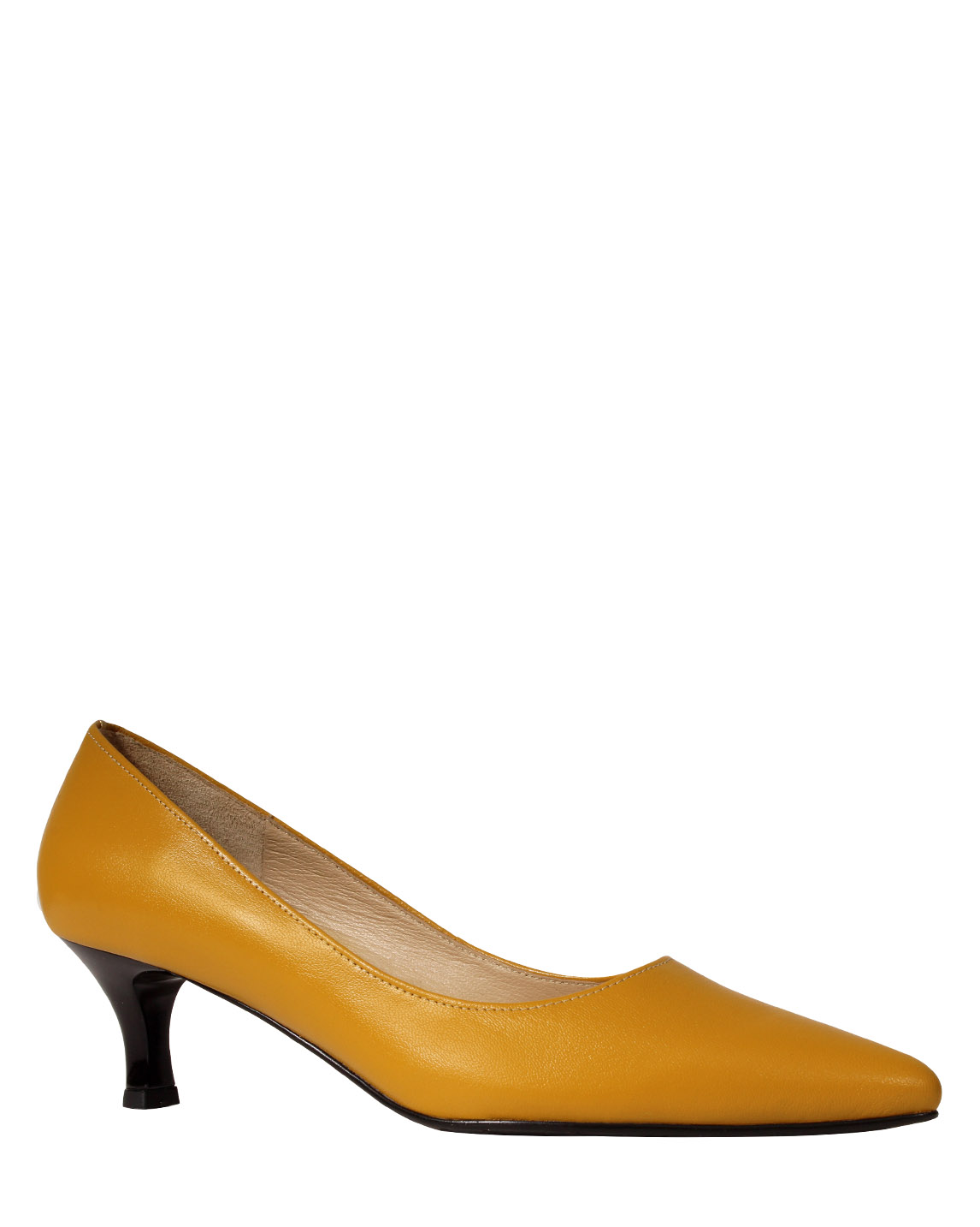 Zapato Pumps FR-8596 Color Amarillo