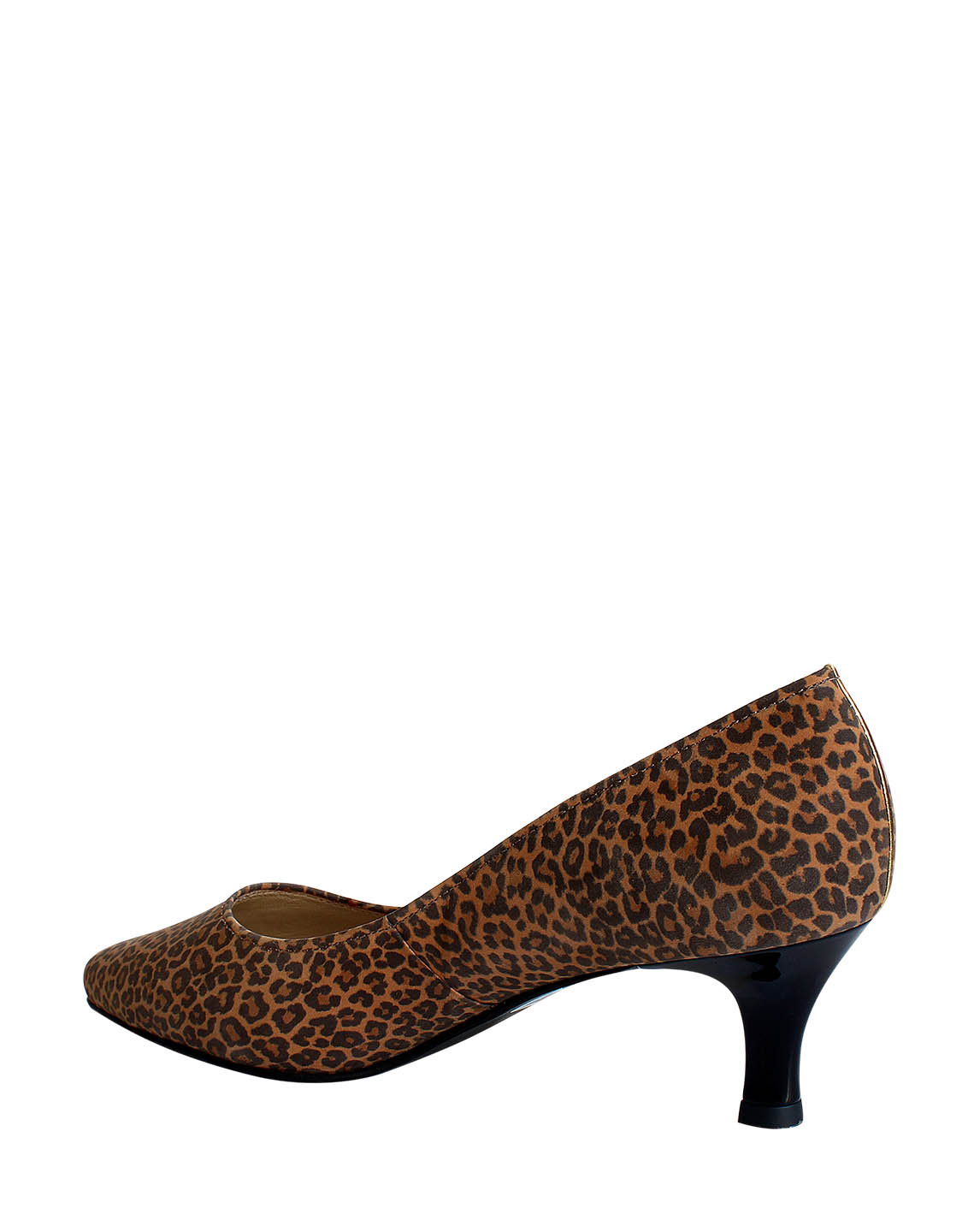 Zapato Pumps FR-8596 Color Marrón
