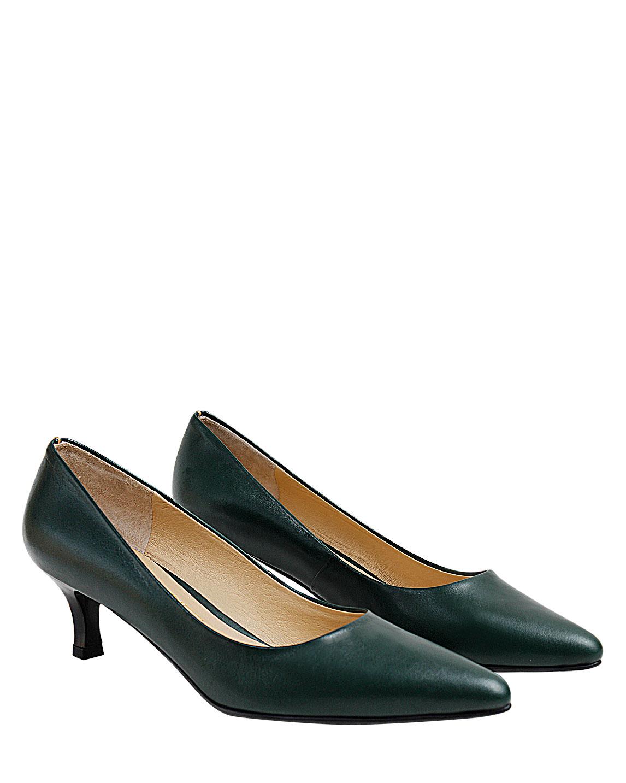 Zapato Pumps FR-8596 Color Verde