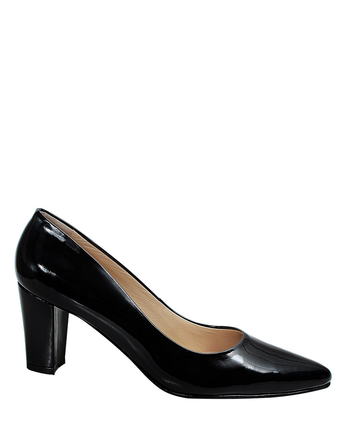Zapato Pumps FR-9029 Color Negro