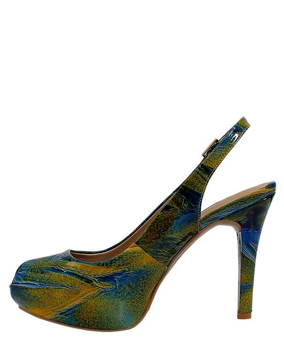 Zapato Sandalia FS-6812 Color Azul