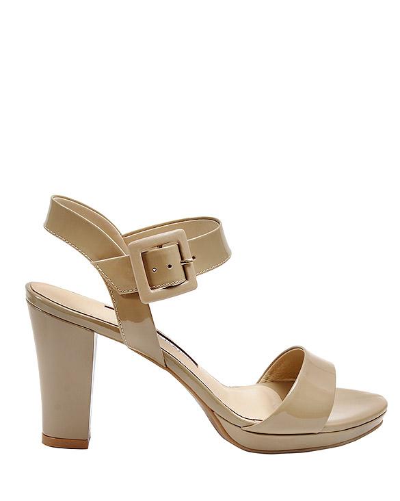Zapato Sandalia FS-9404 Color Beige