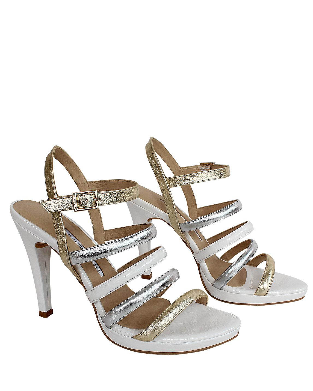 Zapato Sandalia FS-9413 Color Blanco
