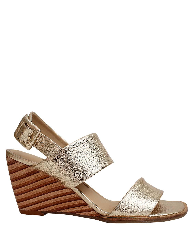 Zapato Sandalia FS-9418 Color Oro