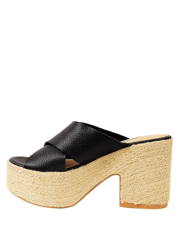 Zapato Sandalia FS-9450 Color Negro
