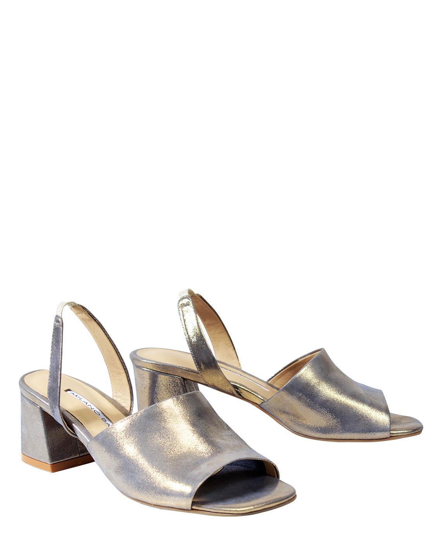 Zapato Sandalia FS-9466 Color Oro