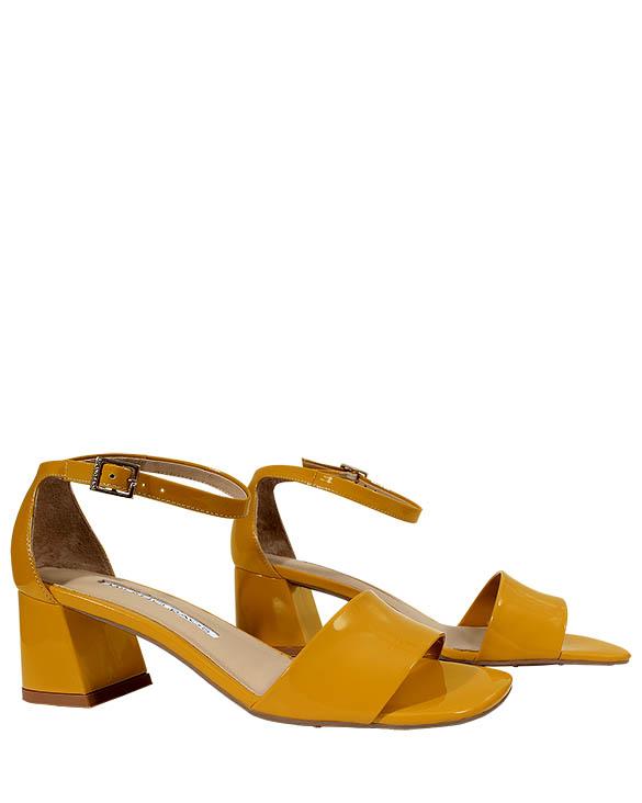 Zapato Sandalia FS-9479 Color Amarillo