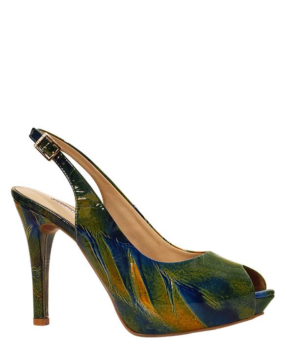 Zapato Sandalia FS-9506 Color Azul