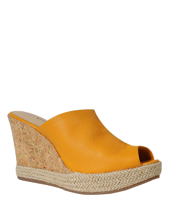 Zapato Sandalia FS-9535 Color Amarillo