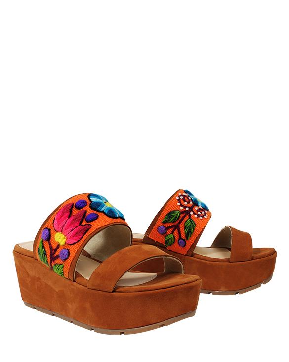 Zapato Sandalia FS-9572 Color Natural