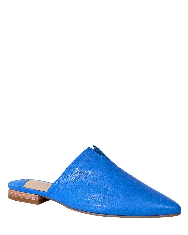 Zapato Zueco FZ-9500 Color Azul