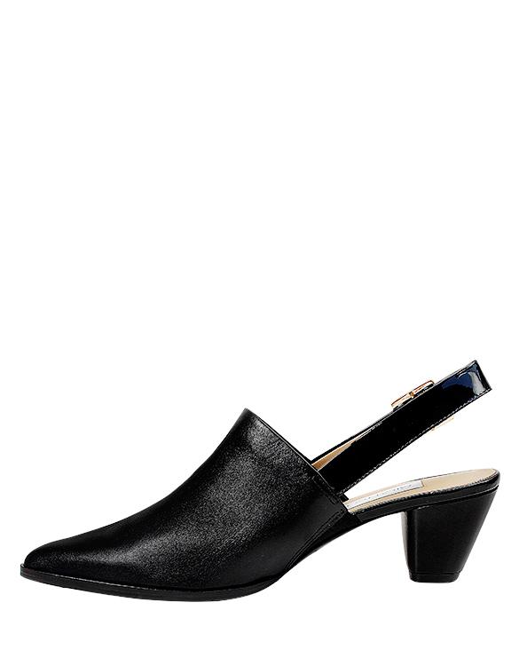 Zapato Zueco FZ-9633 Color Negro