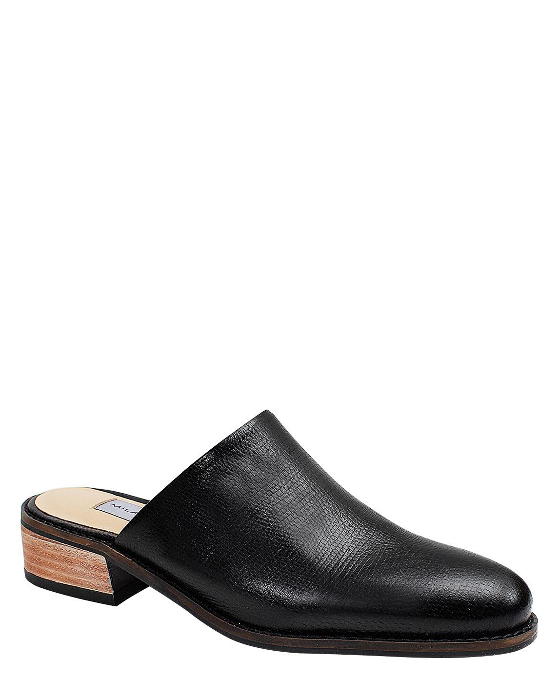Zapato Zueco FZ-9799 Color Negro