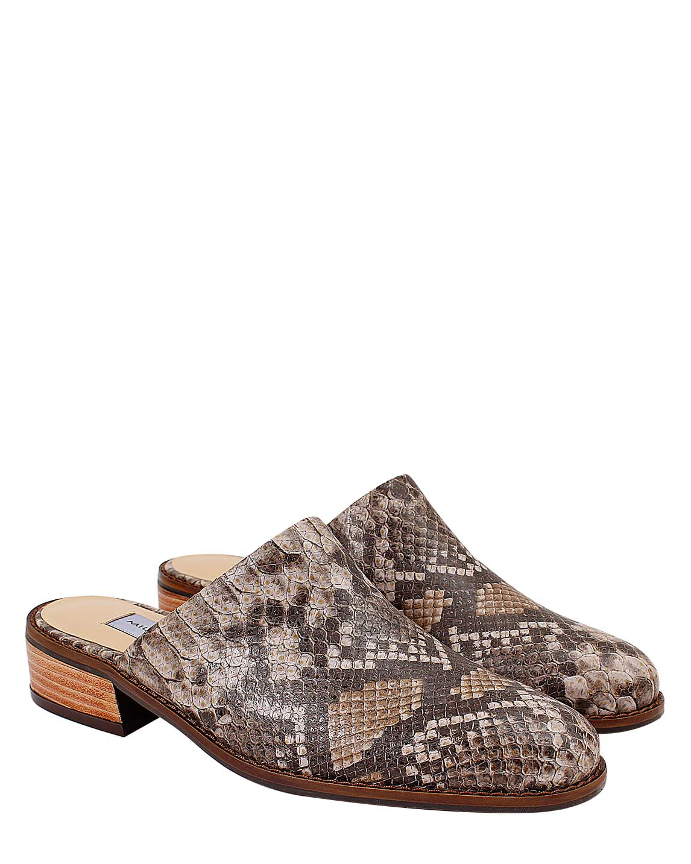 Zapato Zueco FZ-9799 Color Visón